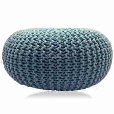 Knitted Ottoman Medium £76