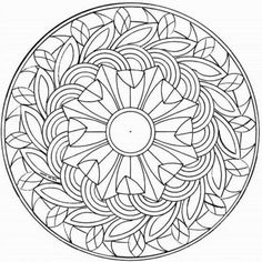 Free Printable Mandala Coloring Pages 101 Ideas Coloring
