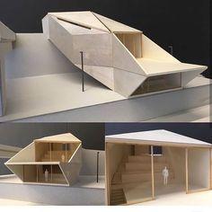建築モデル Under Wear underwear quora Concept Models Architecture, Maquette Architecture, Architecture Model Making, Architecture Concept Drawings, Futuristic Architecture, Sustainable Architecture, Interior Architecture, Folding Architecture, Archi Design