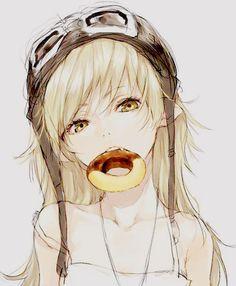 Resultado de imagen para anime girl acostada