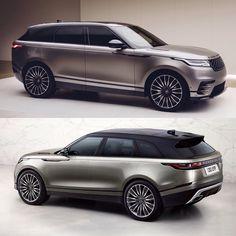 "Range Rover Velar official photos Cardesign World (@cardesignworld) on Instagram: #cardesign #car #design #rangerover #rangerovervelar #suv…"""