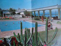pool in brochure (early seventhies?)
