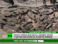 #Siria, un 'caos fabricado' desde fuera