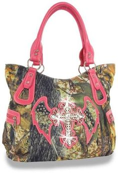 Camo Purse (Or this one)