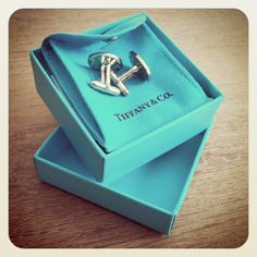 Tiffany & Co cute package, Is this a patented color?
