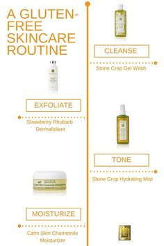 Is Your Skin Care Gluten Free?   Éminence Organic Skin Care