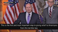 """""""This is ObamaCare gone."""" - Rep. Kevin Brady   WATCH highlights from the American Healthcare Act news conference. http://fxn.ws/2lYGTWY"""