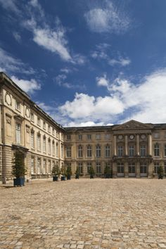 Compiegne Palace Exterior, Oise, Picardie, France Fort Mahon Plage, Saint Valery, Beauvais, Carcassonne, Amiens, French Architecture, Oise, Calais, French Chateau