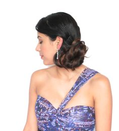 How to Do a Super Easy Wedding Updo Yourself