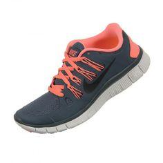 reputable site 97e83 2bc8c El calzado de correr Nike Free 5.0+ para mujer proporcionan las ventajas de  fortalecimiento del