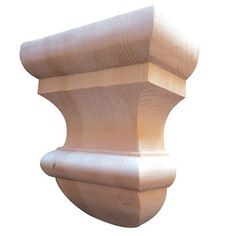 "Legacy Artisan 8 1/4 Inch Corbel, 8 1'4""H, projection is 4"", width 7 1/4"""