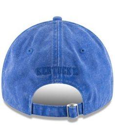 New Era Kentucky Wildcats Italian Wash 9TWENTY Cap - Black Adjustable