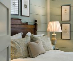 Cottage Bedroom Historical Concepts
