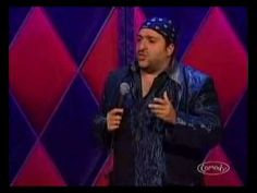 Omid Djalili (on Just for Laughs)