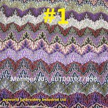 Tecidos rendas Missoni venda quente moda guarnição do laço(China (Mainland))