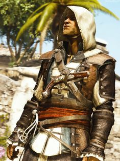 Putting the Ass in Assassin Assassin's Creed Black, Assassins Creed Black Flag, Assassins Creed Series, Assasins Cred, Assassin's Creed Wallpaper, All Assassin's Creed, Edwards Kenway, John Constantine, Character Modeling