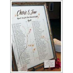 kinda neat idea for escort cards ... would tie in nicely to italian wine decor