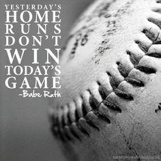 #Baseball #quote
