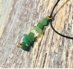 Items similar to Green Aventurine Pendant, Green Aventurine Necklace, Healing Pendant, Heart Chakra, Green Aventurine Stone on Etsy Green Aventurine, Arrow Necklace, My Etsy Shop, Trending Outfits, Pendant, Unique Jewelry, Handmade Gifts, Vintage, Kid Craft Gifts