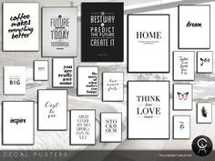 Decal Posters by Pralinesims at TSR • Sims 4 Updates