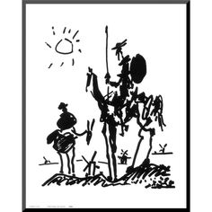 739 best cheesy goodness images in 2019 wealth anthro furry New Chappie Trailer art don quixote c 1955 mounted print picasso don quixote