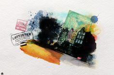 Undrame des lamonde serie - Amsterdam