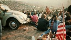 Beautiful Woodstock Moments Captured in Photos
