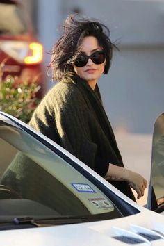 Demi Lovato shopping in Los Angeles - February 3rd.