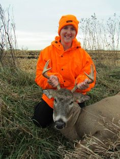 November 9th, 2014 First Deer, 9 pts.