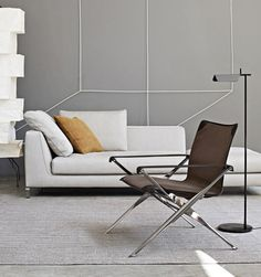 Beverly Armchair by Antonio Citterio