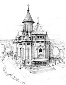 Drawings&Illustrations on BehanceYou can find Behance and more on our website.Drawings&Illustrations on Behance Architecture Drawings, Architecture Details, Sketches Of Buildings, Drawing Sketches, Art Drawings, Drawing Ideas, Building Sketch, Building Drawing, Perspective Drawing