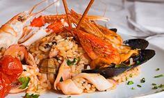 Groupon - Menu di pesce con portate a scelta e vino (sconto fino a 67%) a Piove di Sacco (PD). Prezzo Groupon: €34,90