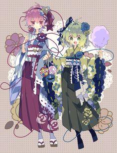 Touhou Anime, Anime Manga, Anime Art, Beautiful Drawings, Cute Drawings, Character Design References, Character Art, Otaku, Sad Art