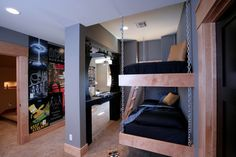 Hanging Beds in Kids Rooms - Design Dazzle