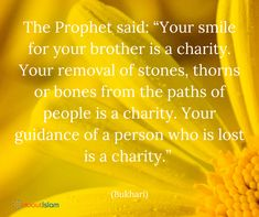 Charity comes in many forms.