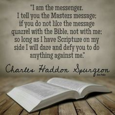 christian quotes | Charles Spurgeon quotes | Bible