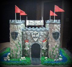 castle cake boy - Google Search