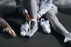 NYCB Dancers Show Off PUMA's Spring/Summer Collection - Pointe Magazine