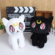 Juniors klieg whitecat LUNA cat plush doll toy //Price: $US $19.99 & FREE Shipping //     #rchelicopters