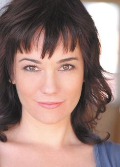Natasha Gregson Wagner, daughter of Natalie Wood & Richard Gregson, step-daughter of Richard Wagner.