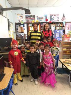 Ms. Neri's PreK class is getting ready for some spooky fun!@ossiningdirec @cynbardwell