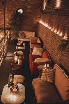 20+ Stunning Cocktail Bar Interior Will Further Save Your Budget #interior #interiordesign #interiordesignideas