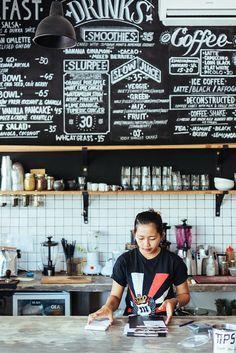 Ruko Café, un de nos endroits préférés pour prendre un café ou le ptit dej à Canggu, Bali. Découvrez encore plus de bonnes adresses dans l'article.