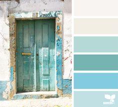 { a door hues } image via: @piensaar
