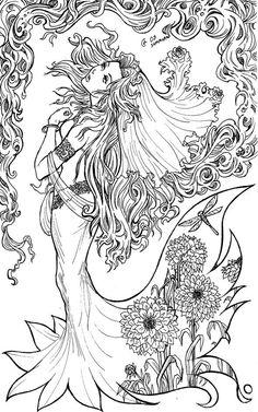 Cosmos By Autumn Sacura On DeviantART Zentangle