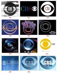 """Original 1951 CBS logo appears pilfered from the """"Vertigo"""" title sequence."""