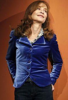 Isabelle Huppert: signora della Mostra del Cinema di Venezia
