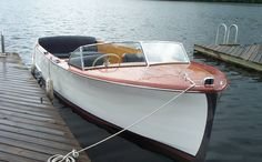 1947 Chris Craft Sportsman 22ft Antique and Classic Wooden boats ...