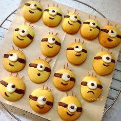ミニオンクッキー(^^)