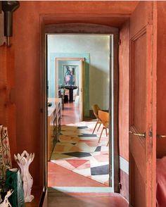 Home of architect Roberto Baciocchi in Arezzo via @baciocchiassociati #sumnerinspiration